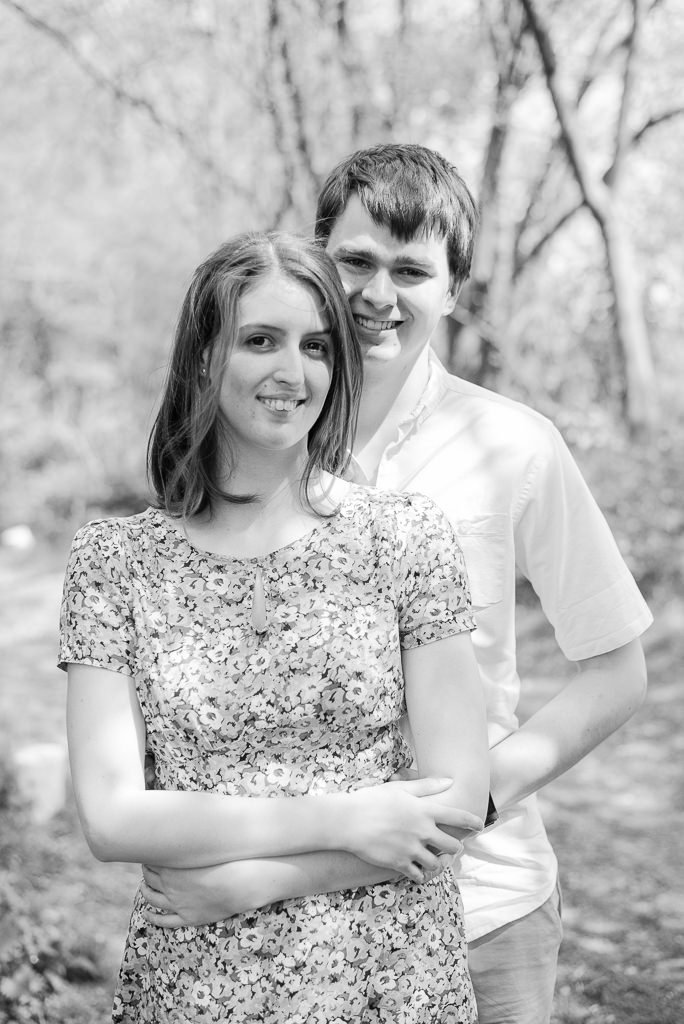 Milling Barn Engagement Session-2