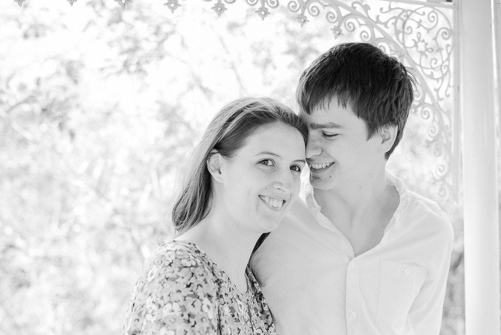 Milling Barn Engagement Session 3
