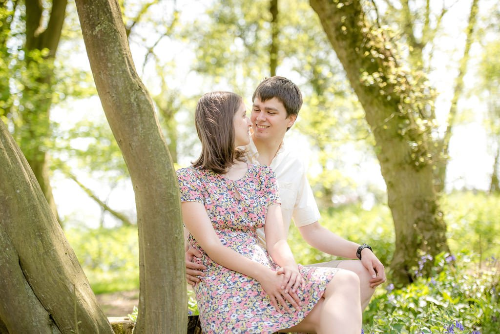Milling Barn Engagement Session-7