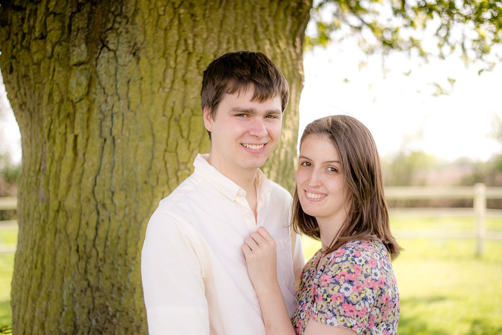 Milling Barn Engagement Session-8