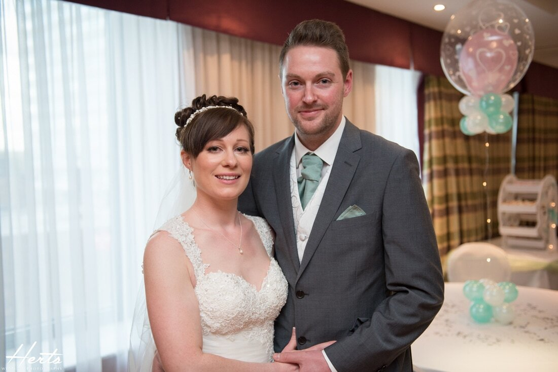 Stevenage Holiday Inn Wedding Photography