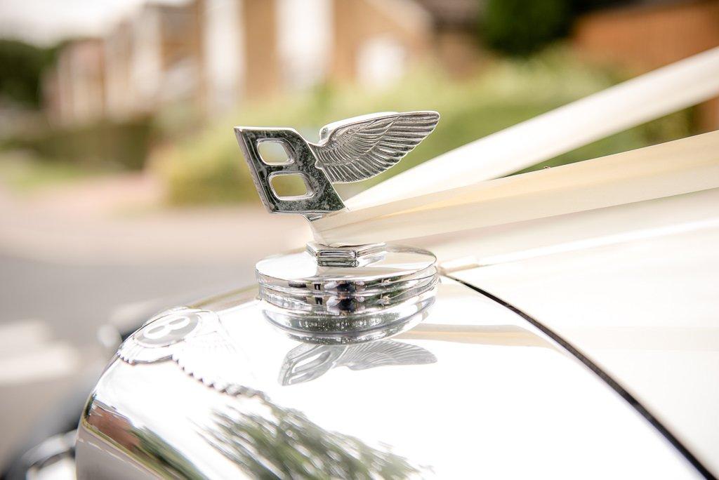 Bentley Wedding Car