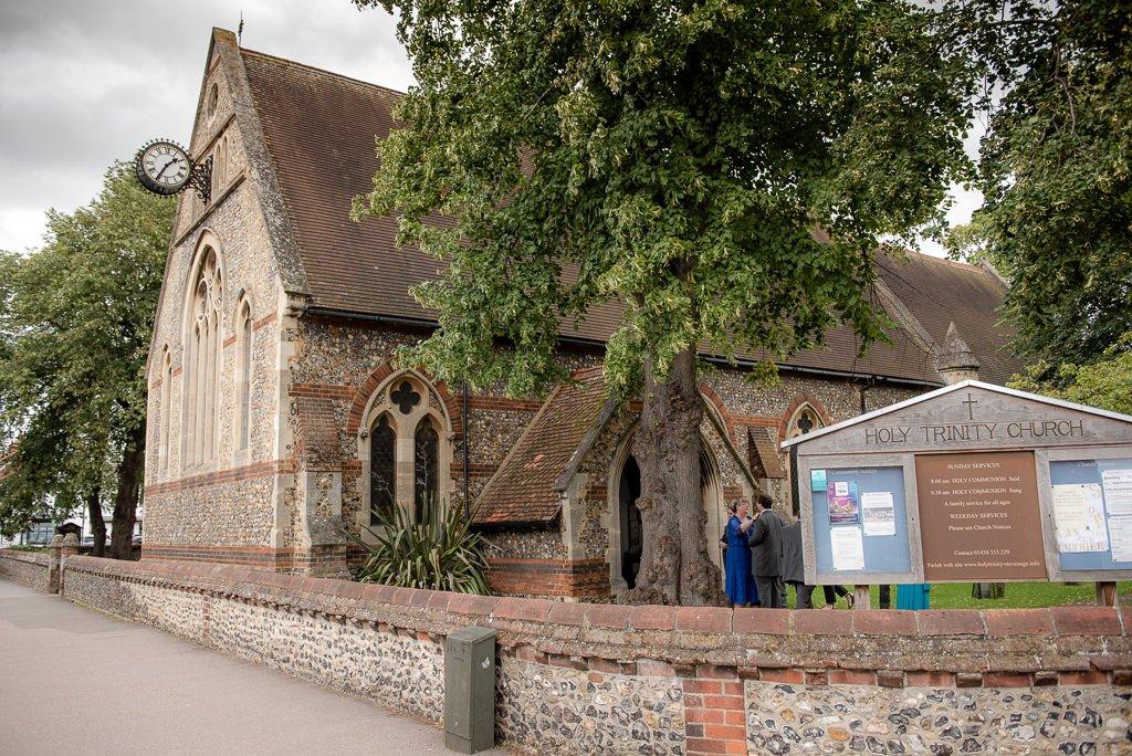 Stevenage Church Wedding