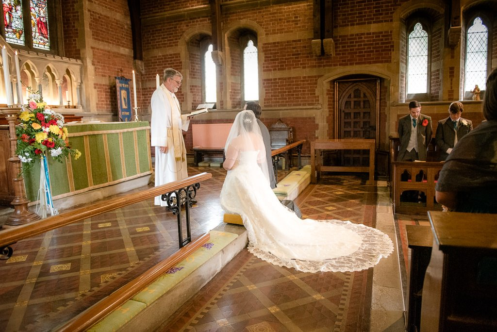 Milling Barn Wedding Blessing