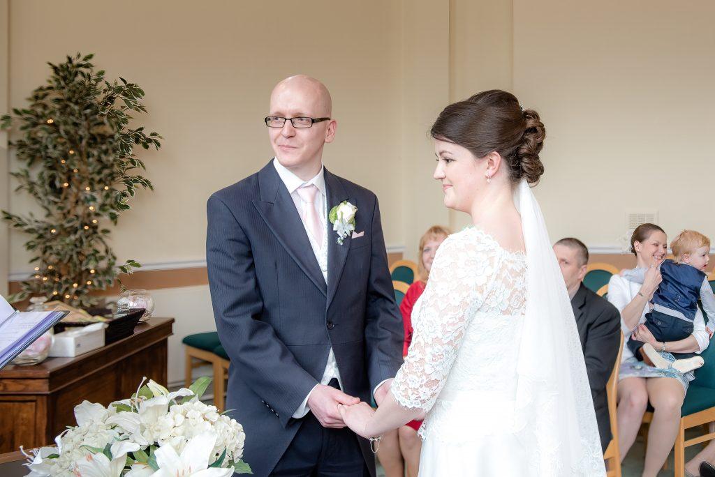 Cheshunt Register Office Wedding Photography-