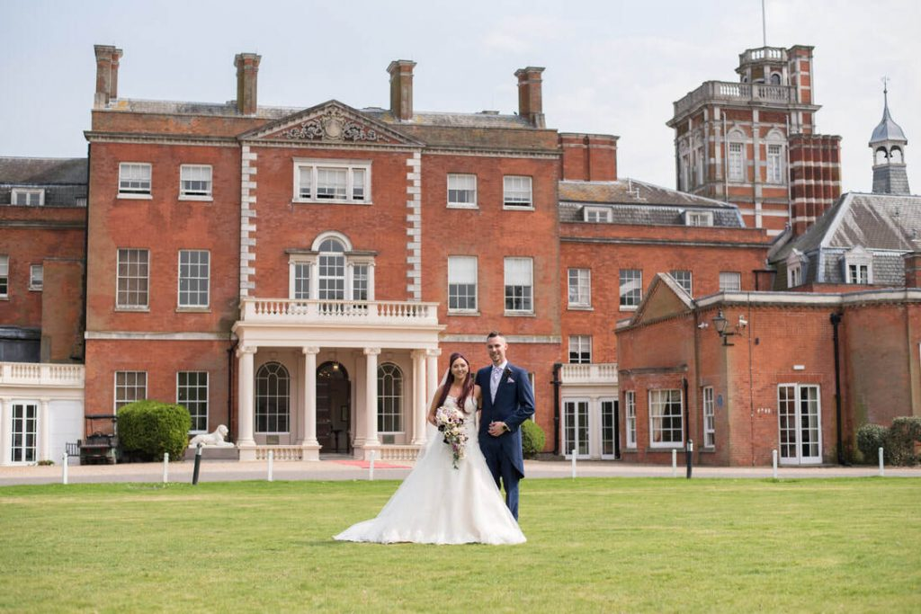Theobalds Estate Wedding Photographer