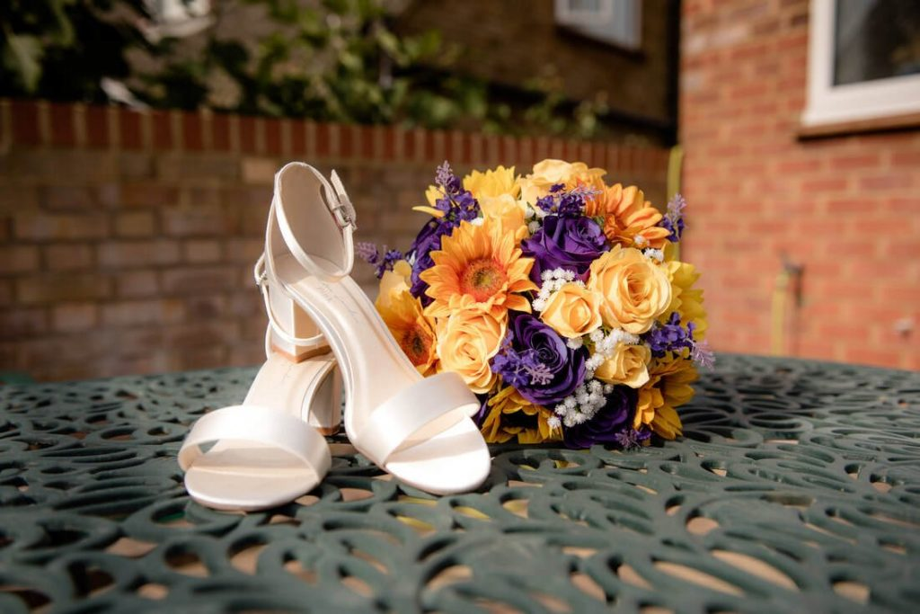 Wedding photography in Hitchin