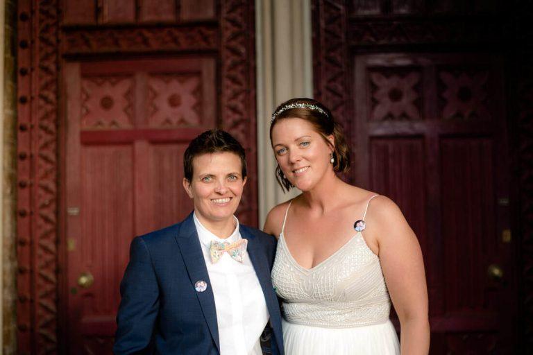 Same Sex Wedding photographer in hertfordshire