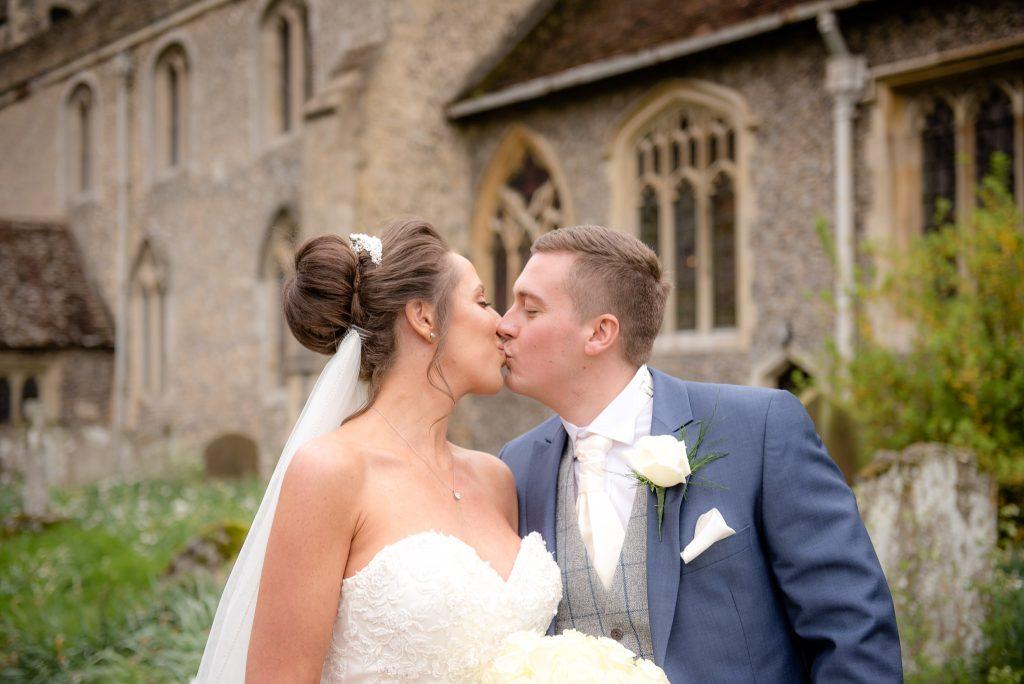 Ware Priory Wedding Photos