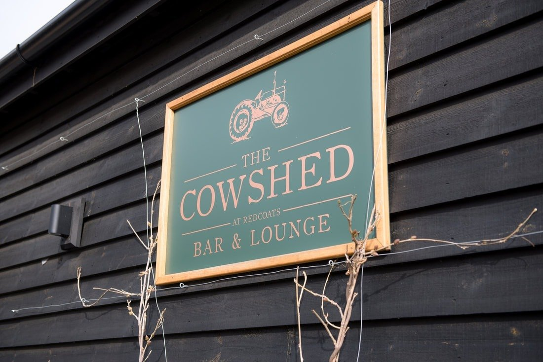 The Cowshed Bar at Redcoats