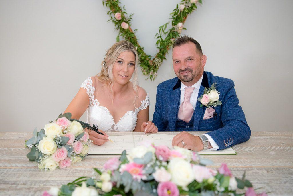 Weddings at milling barn