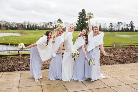 Aldwickbury Golf Club Wedding Photographer