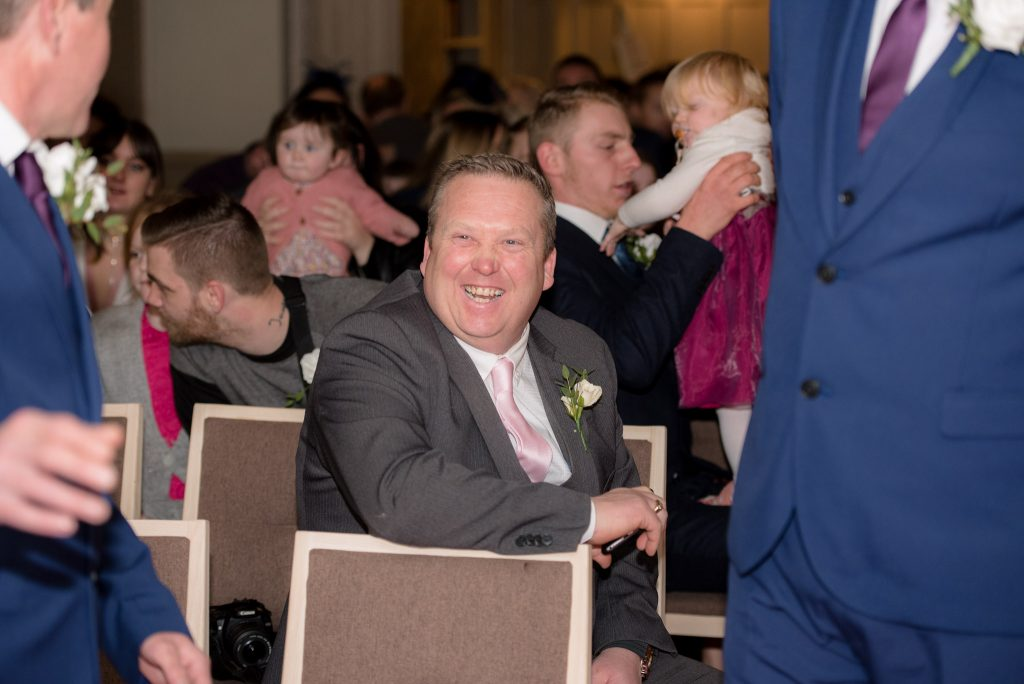 Guests have a laugh at the cromwell hotel