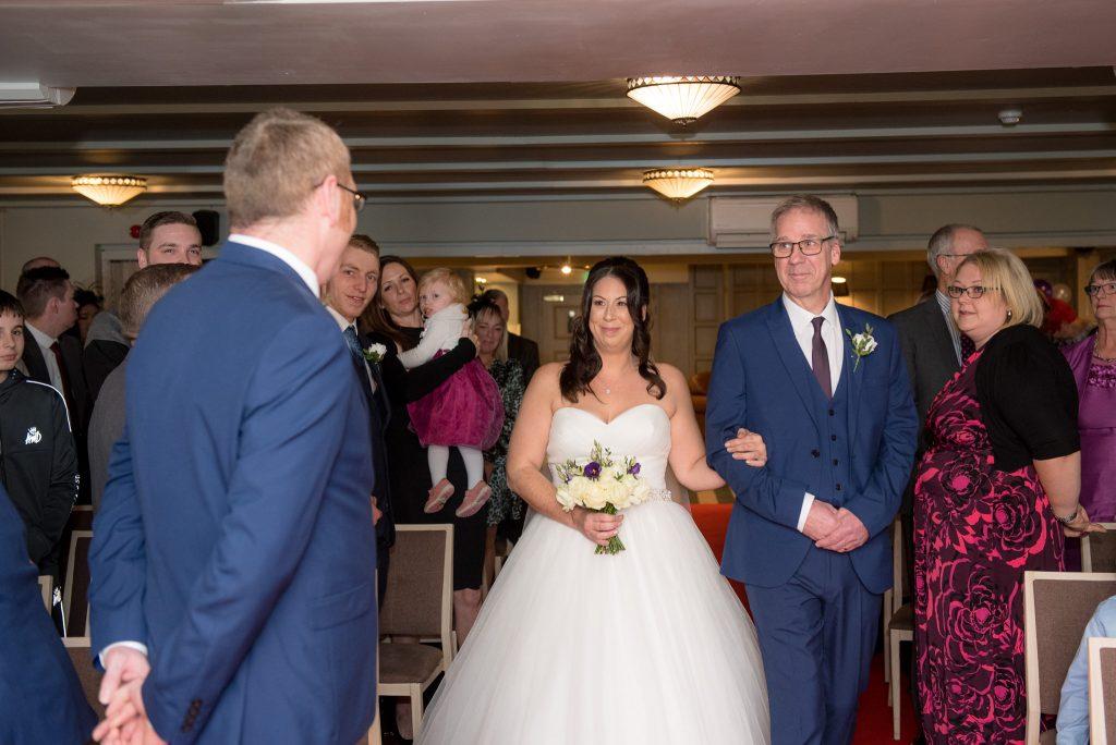 Cromwell Hotel Weddings