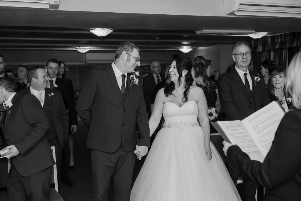 Cromwell Hotel Wedding Photographer