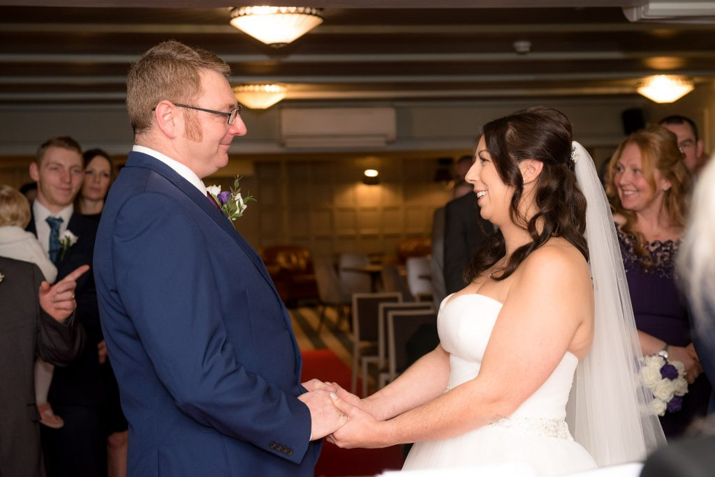 The happy wedding at cromwell hotel stevenage