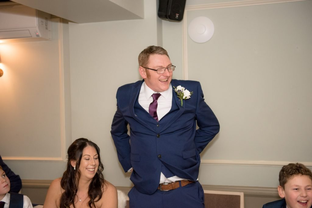 The groom at the cromwell hotel stevenage