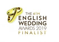 English Wedding Awards Finalist