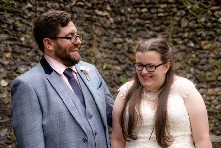 Hertford Castle Wedding Photographer