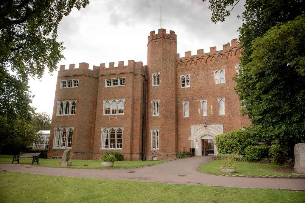 Hertford Castle Wedding Venue