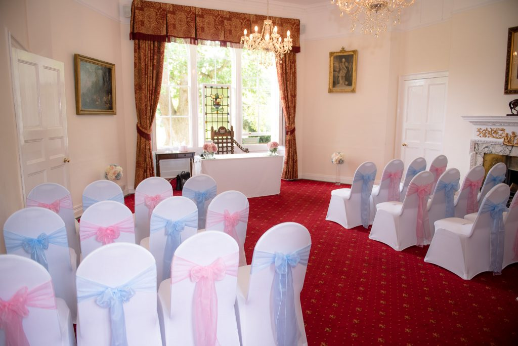 Hertford Castle Ceremony Room