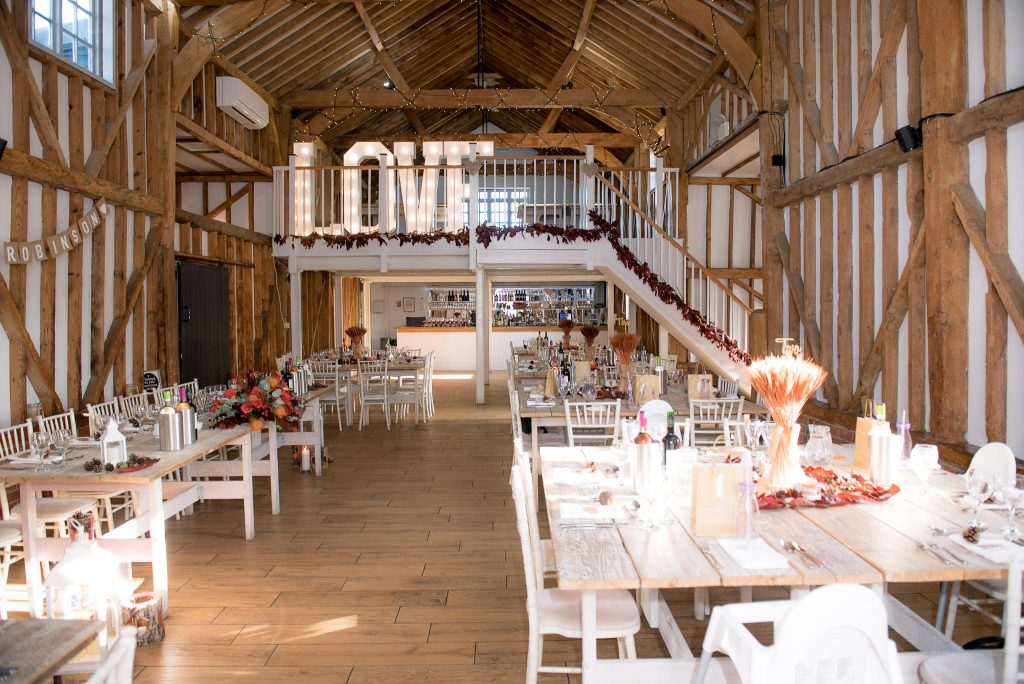 Milling Barn Wedding Venue
