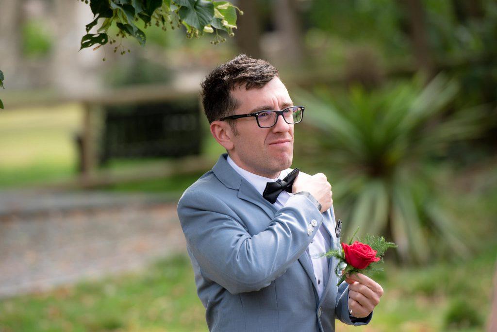 Gilwell Park Wedding