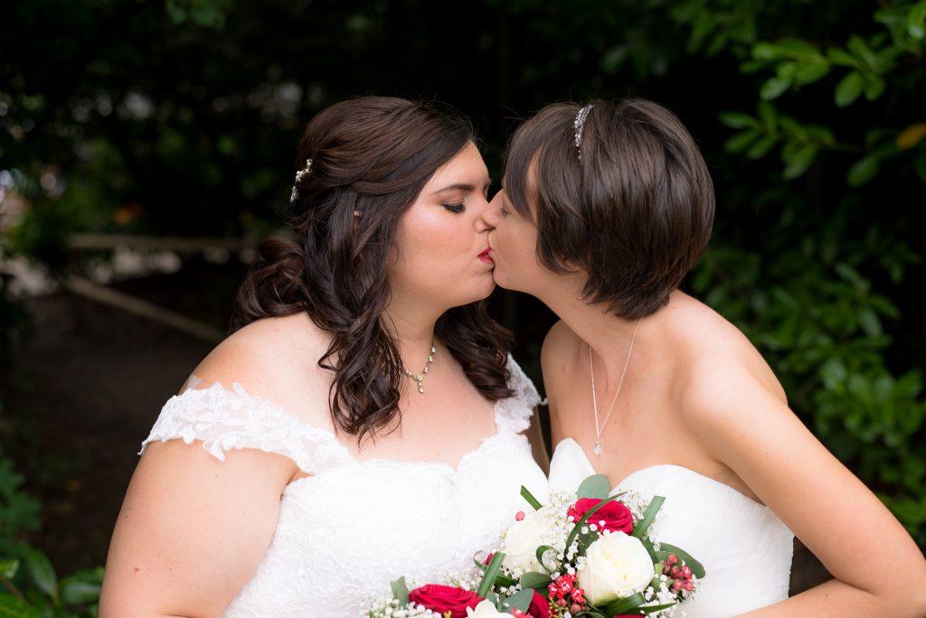 Same Sex Photography at Gilwell Park Wedding Venue