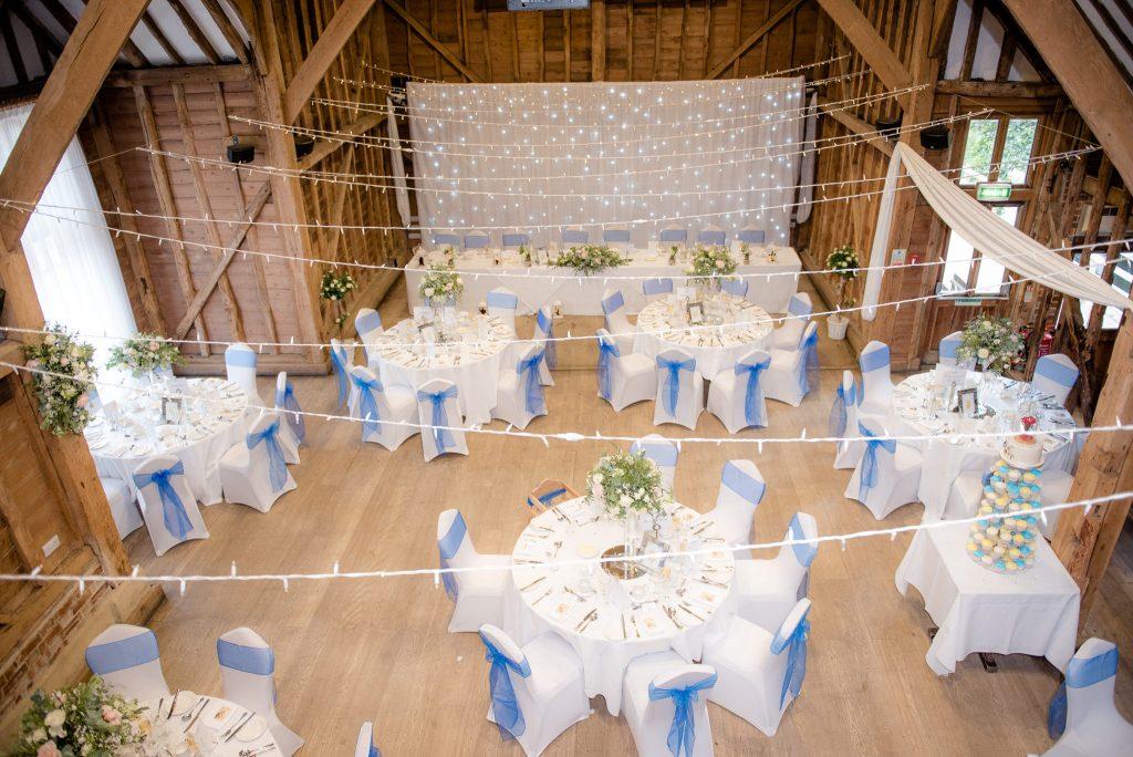 Tewin Bury Farm Wedding Venue