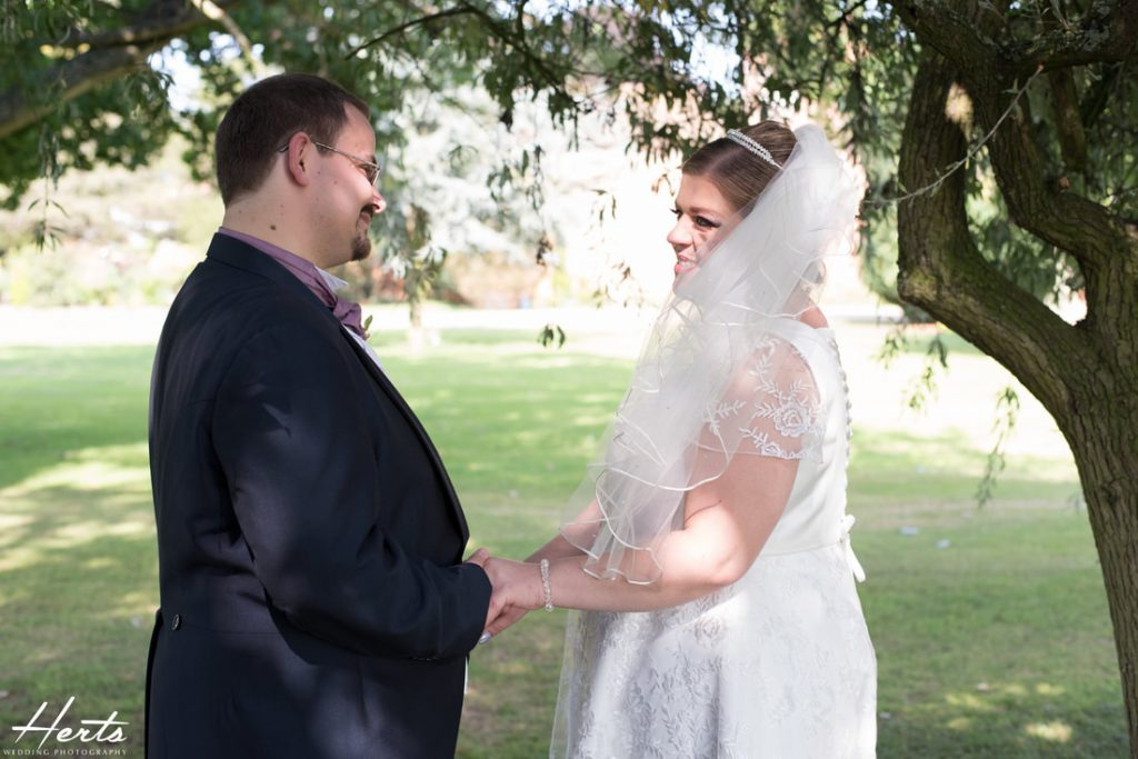 Wedding portraits at Gosfield Hall