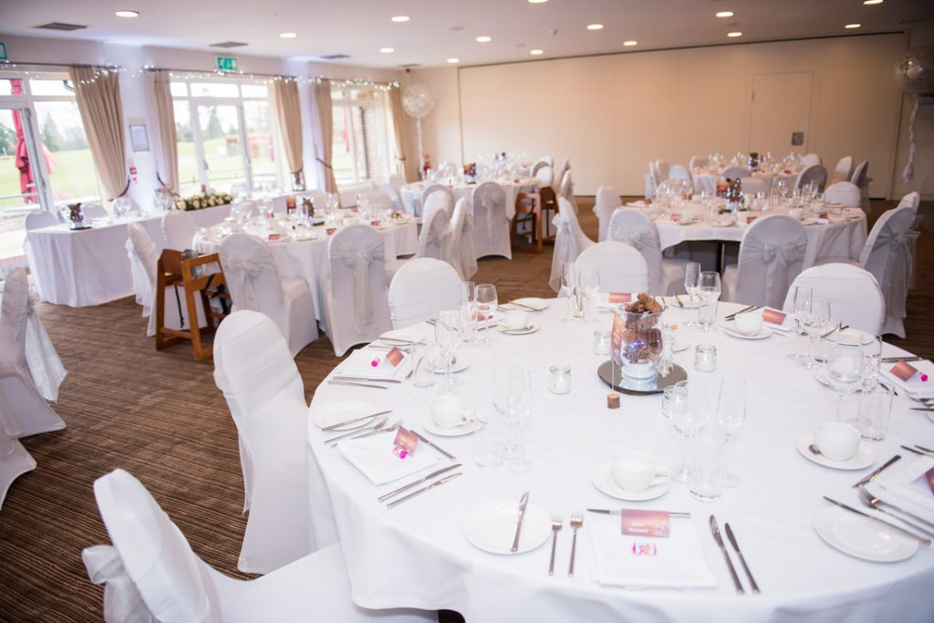 Aldwickbury Park Golf Club Wedding Venue