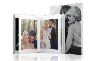 Natural Wedding Album