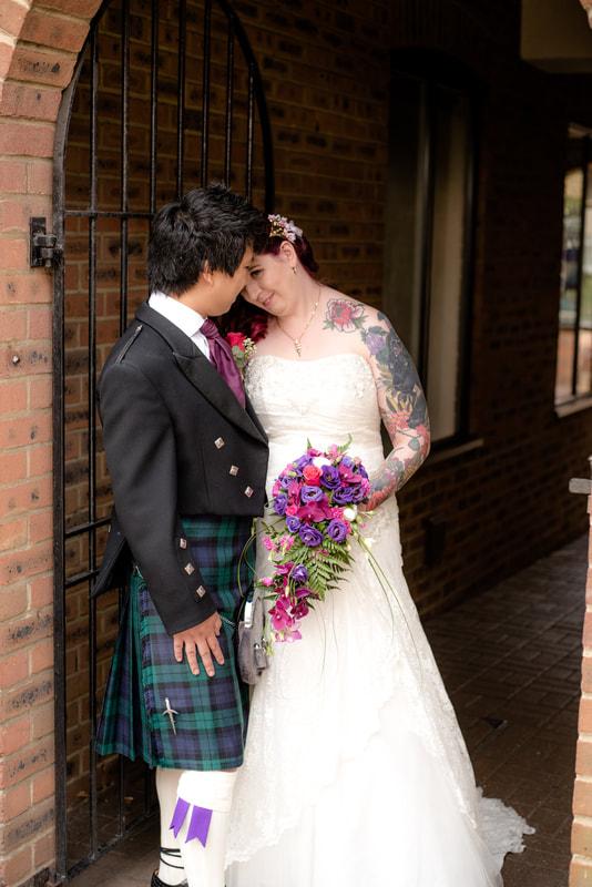 Berkhamsted Town Hall Wedding Photography