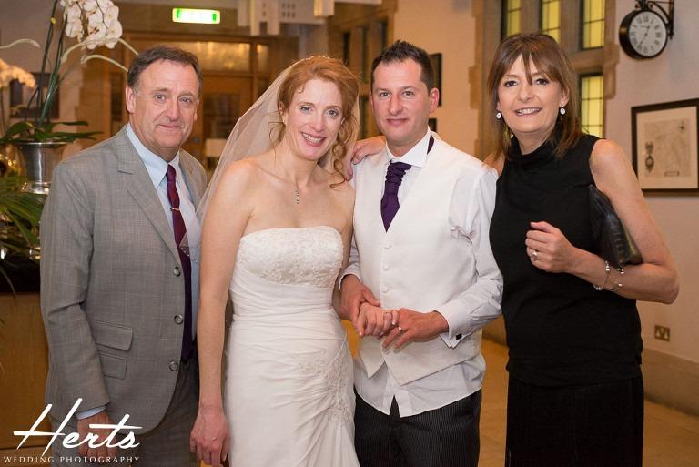Fanhams Hall Wedding Venue