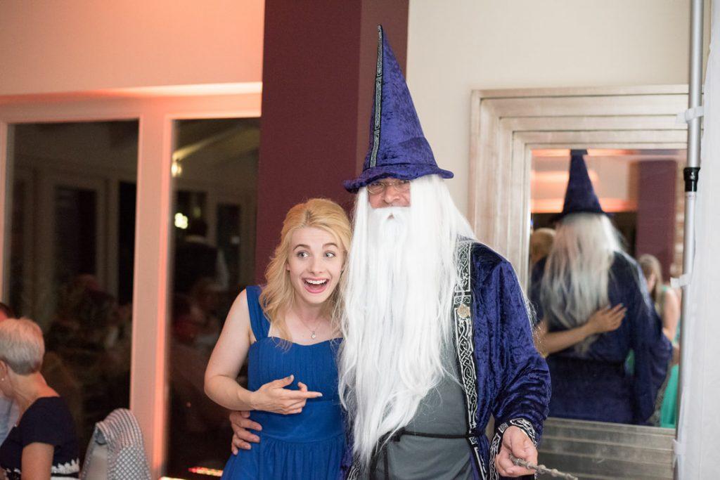 Special Wedding Guest Dumbledore
