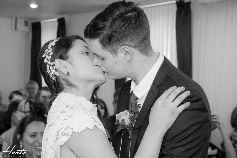 Harlow Registry Office Photography