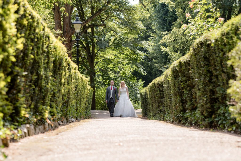 Hertford Castle Wedding