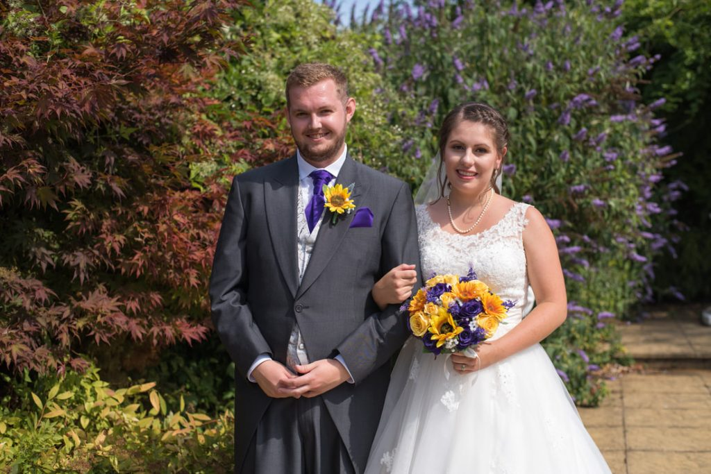 Letchworth Hall Hotel Wedding Portraits