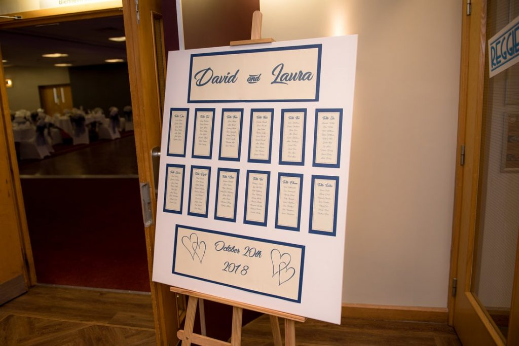 Mitchell Hall Seating Plan