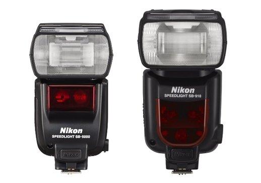 Nikon Flashes