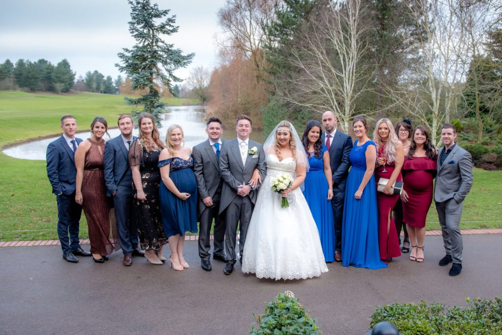 A group shot that took place at Essendon Country Club