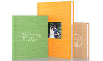 Rustic Wedding Album