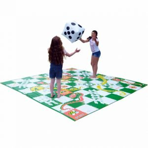 Giant Snakes and Ladders for Hire