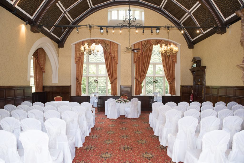 grims dyke hotel wedding venue