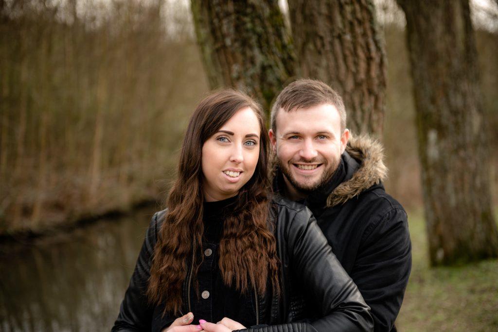 Engagement Shoot at Fairlands Stevenage