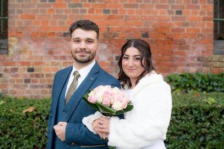 Wedding photographer in st albans
