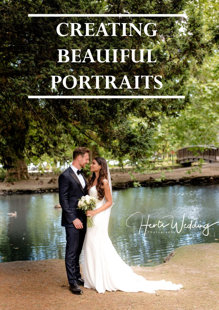 Herts Photography - Creating Beauiful Portraits Cover Page 1