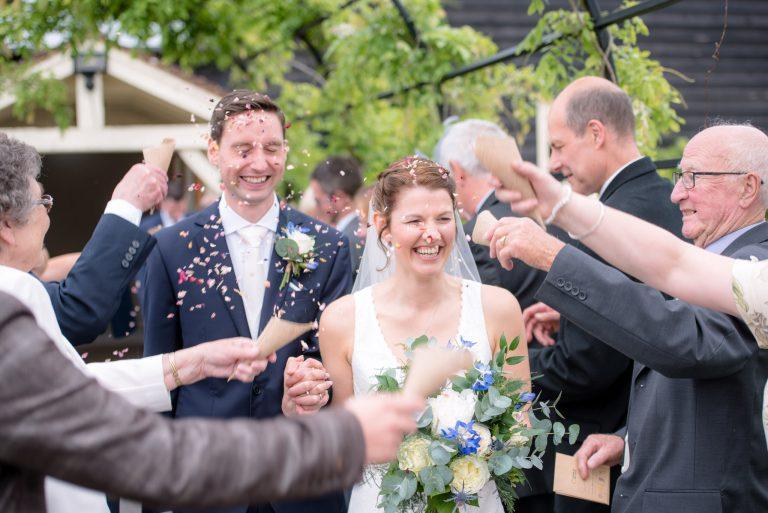 Milling Barn Weddings Confetti