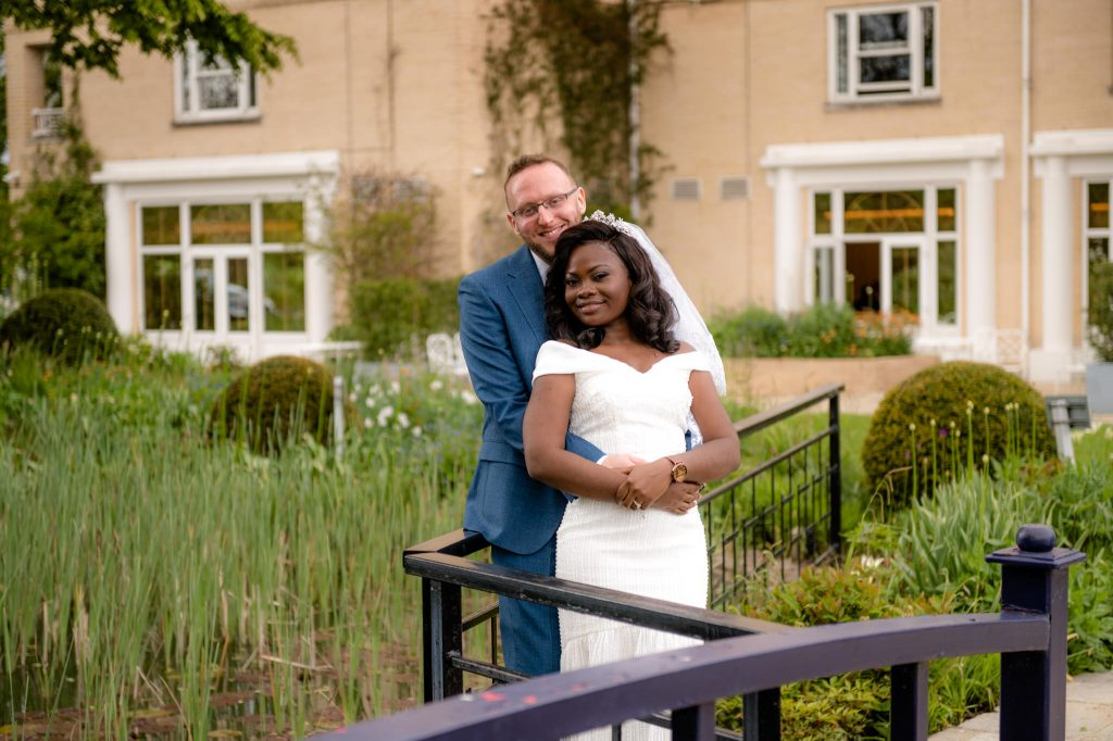 A wedding at Sopwell House